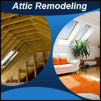 Looking to remodel your attic?